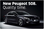New Peugeot 508. Quality time_サムネール小