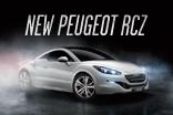 NEW PEUGEOT RCZ Debut!_サムネール