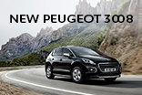 NEW PEUGEOT 3008_サムネール