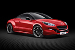 PEUGEOT RCZ RED CARBON_サムネール