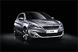 NEW PEUGEOT 308 SPECIAL SITE OPEN!_サムネール