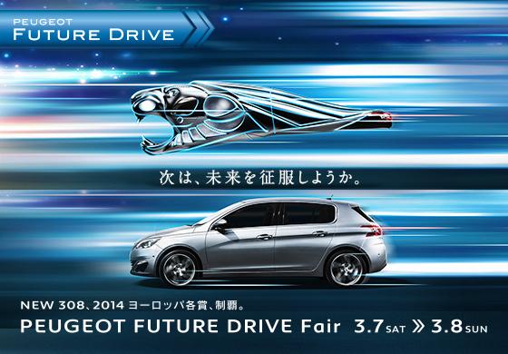 PEUGEOT FUTURE DRIVE Fair