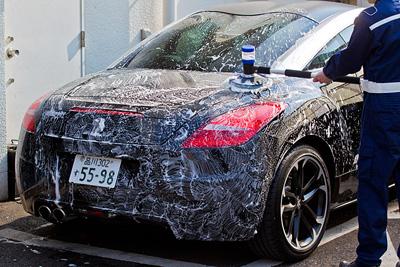 洗車シーン_大