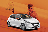 PEUGEOT 208 Roland Garros_サムネール