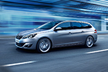 NEW PEUGEOT 308 SW Début Fair 開催!_サムネール