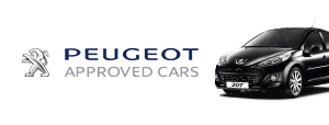 PEUGEOT Approved Cars