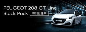PEUGEOT 208 GT Line Black Pack
